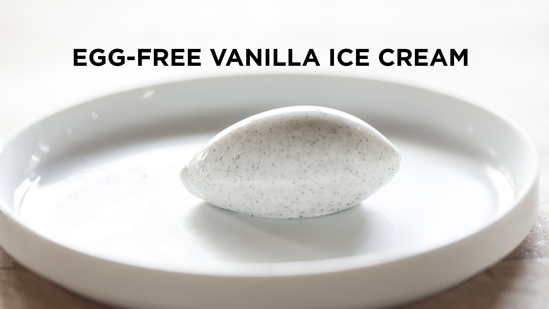 Egg free vanilla bean ice cream chefsteps pbs food ccuart Image collections