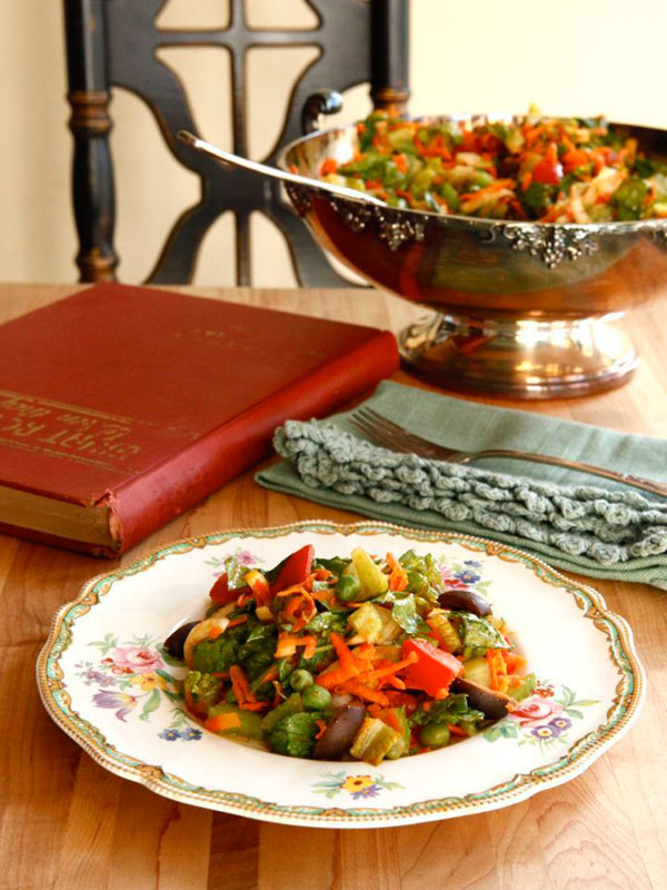Vegetable Salad recipe