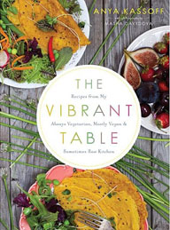 Vibrant Table Cookbook