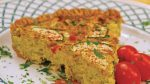 Summer Zucchini Quiche recipe