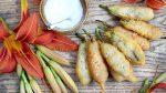 Daylily Fritters recipe