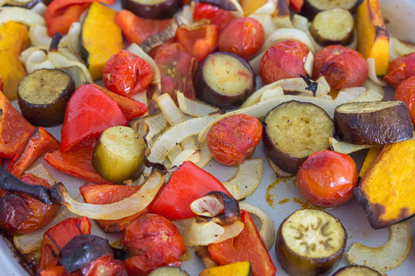 Japanese Ratatouille Recipe