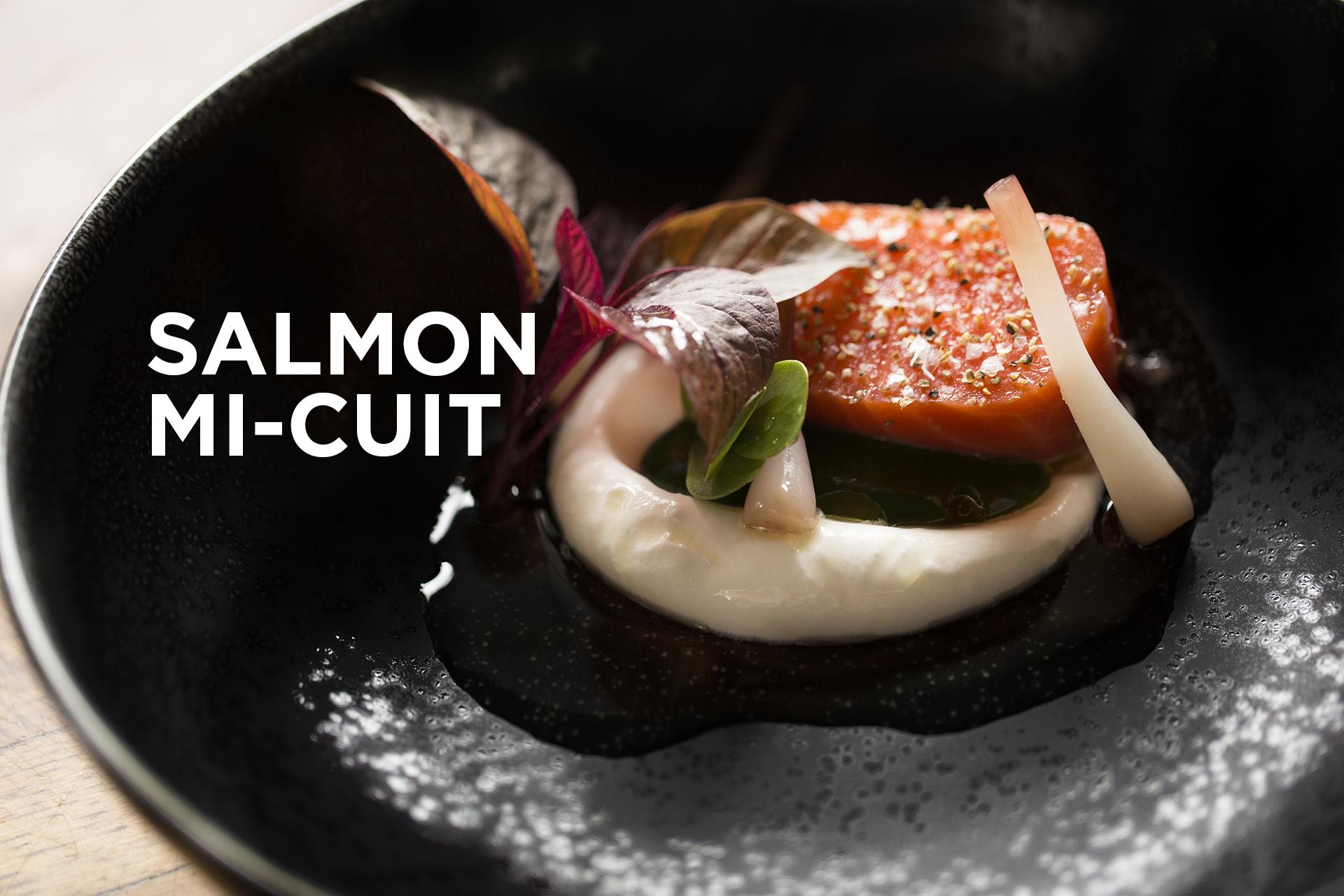 salmon mi-cuit | chefsteps | pbs food