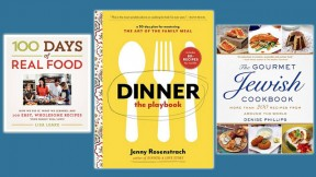 August Cookbooks