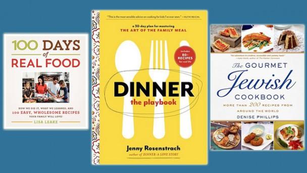 August Cookbooks