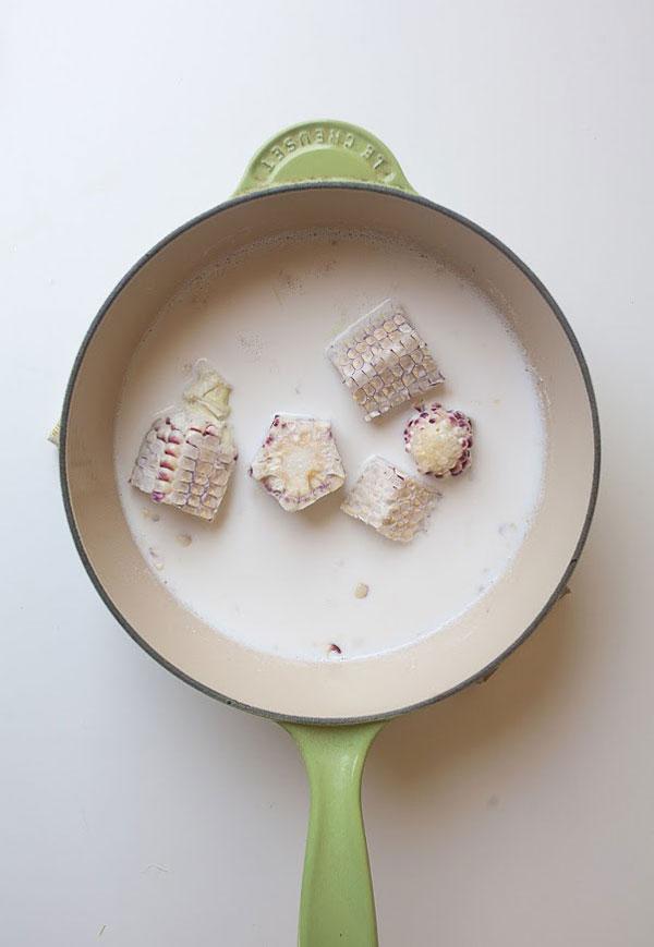 Sweet Corn Ice Cream recipe