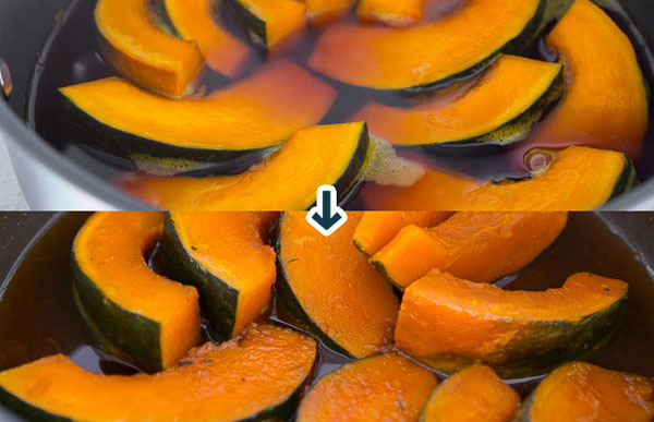Sweet and Savory Kabocha Pumpkin Recipe