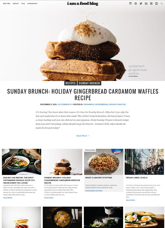 Best Food Blogs  Saveur