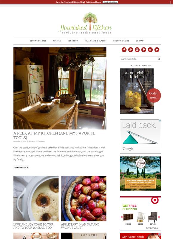 Best Food Blogs Of 2014