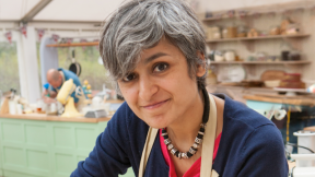 The Great British Baking Show - Chetna