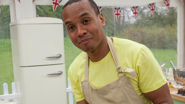The Great British Baking Show - Enwezor