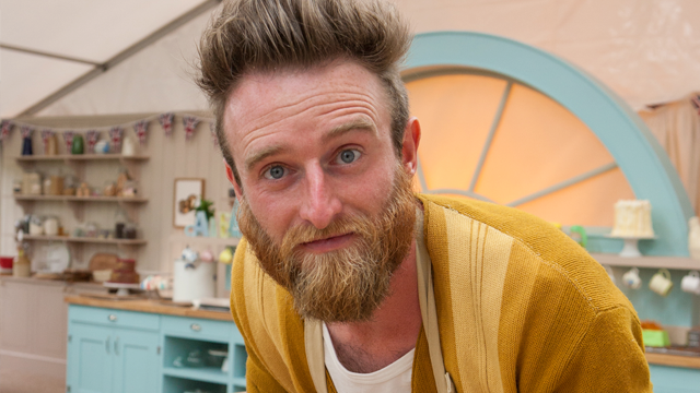 The Great British Baking Show - Iain