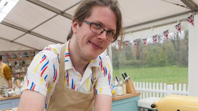 The Great British Baking Show - Jordan