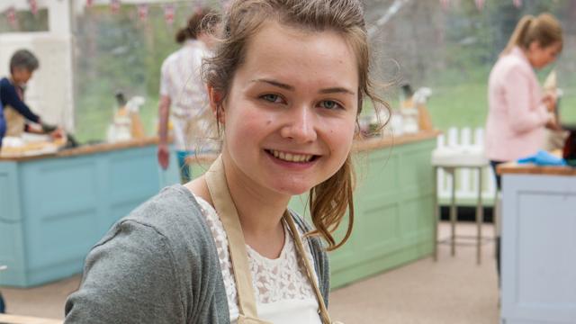 The Great British Baking Show - Martha