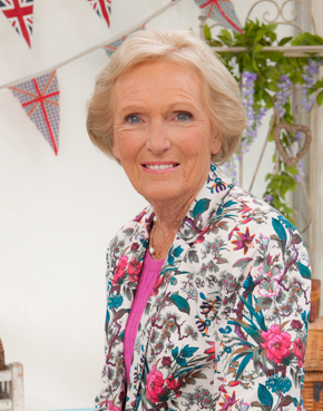 The Great British Baking Show - Mary Berry