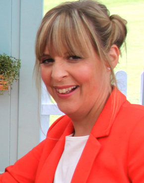 The Great British Baking Show - Mel Giedroyc