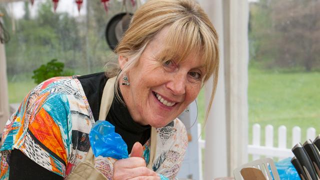 The Great British Baking Show - Nancy
