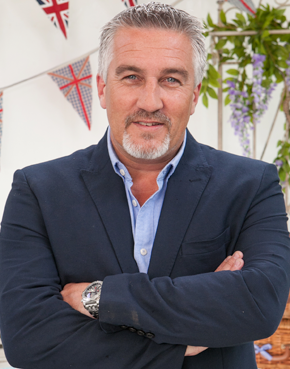 The Great British Baking Show - Paul Hollywood