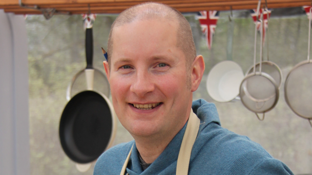 The Great British Baking Show - Richard