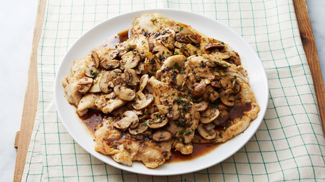 Chicken Marsala Recipe Italian Recipes Pbs Food