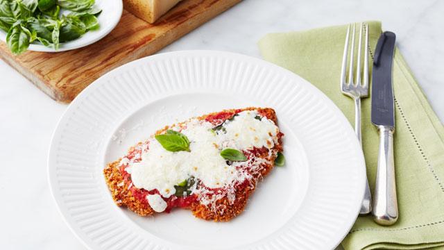 Chicken Parmesan Recipe Entree Recipes Pbs Food