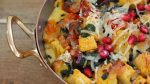 Kale and Sun-Dried Tomato Strata recipe