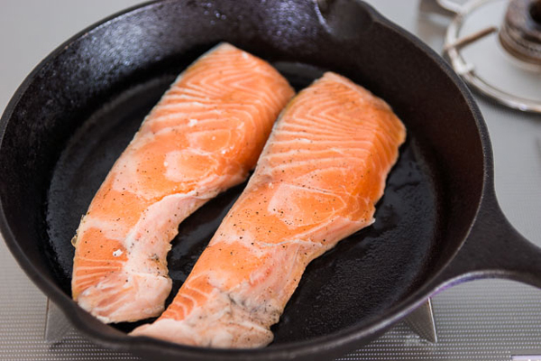 Maple Dijon Salmon recipe