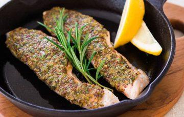 Maple Dijon Salmon recipe