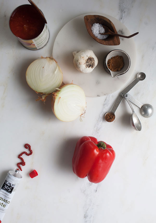 Tomato Garlic Chicken recipe