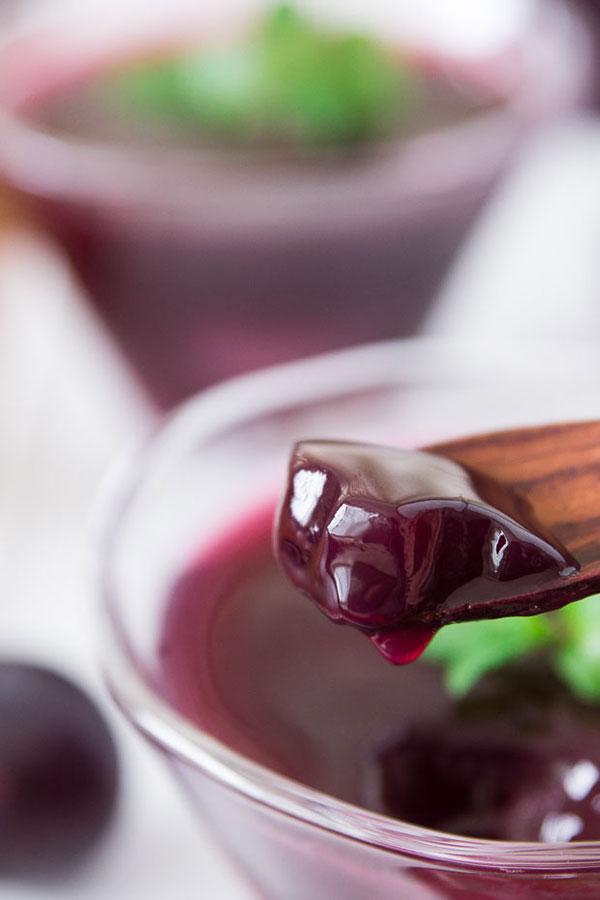 Vegan Grape Jelly recipe