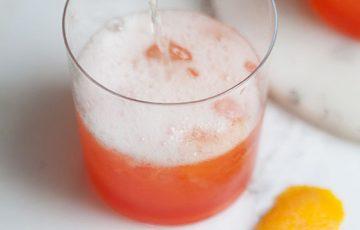 Winter Citrus Spritzer recipe