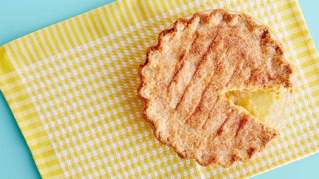 Shaker Lemon Pie Recipe | Dessert Recipes | PBS Food