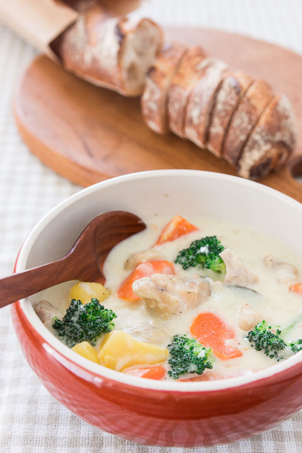 Creamy Chicken Stew Recipe | Fresh Tastes Blog | PBS Food