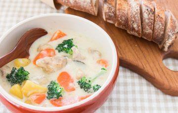 Creamy Chicken Stew recipe
