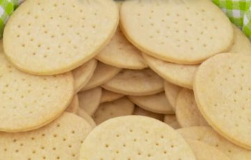 Farthing Biscuits recipe
