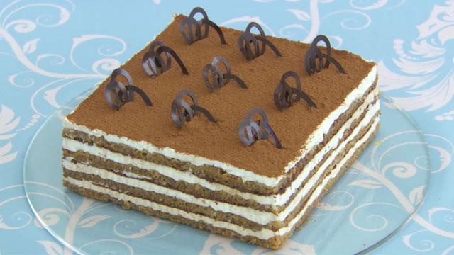Mary S Tiramisu Cake