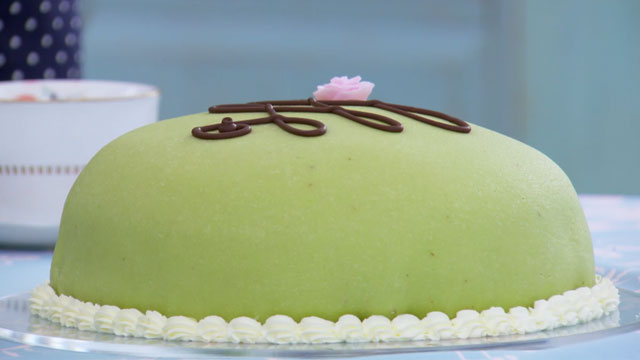 Swedish Princess Cake Recipe Easy