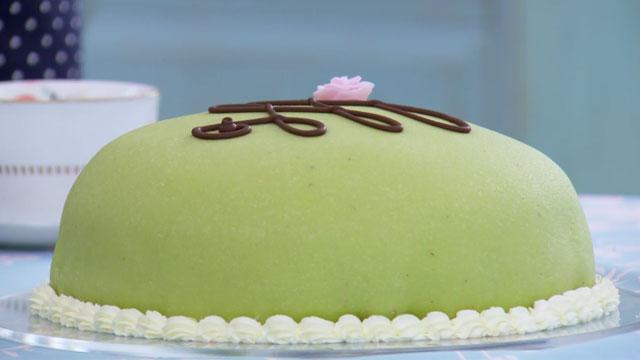 Princess Cake recipe