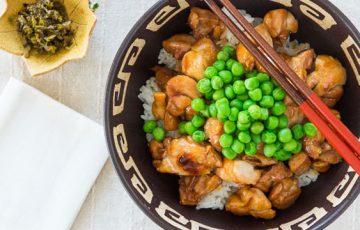 Teriyaki Chicken Bowl recipe
