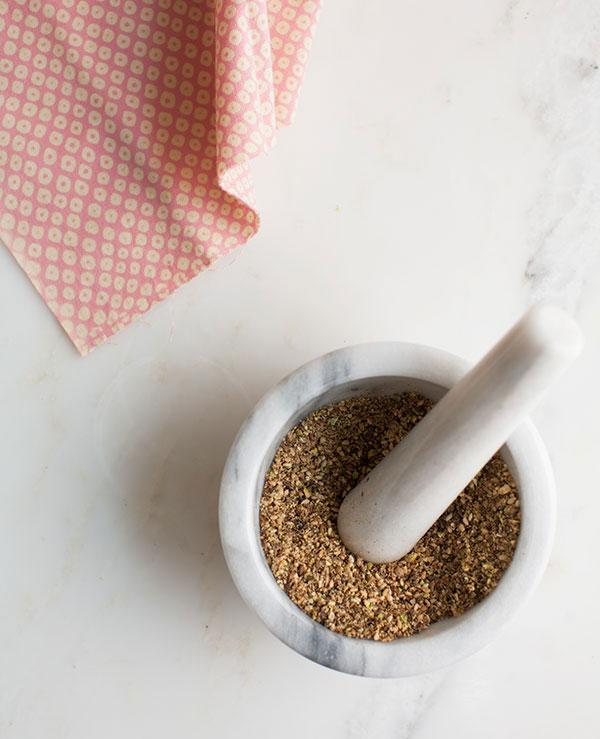 Dukkah Spice Mixture recipe