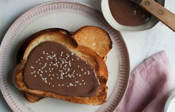 Halva Chocolate Spread recipe