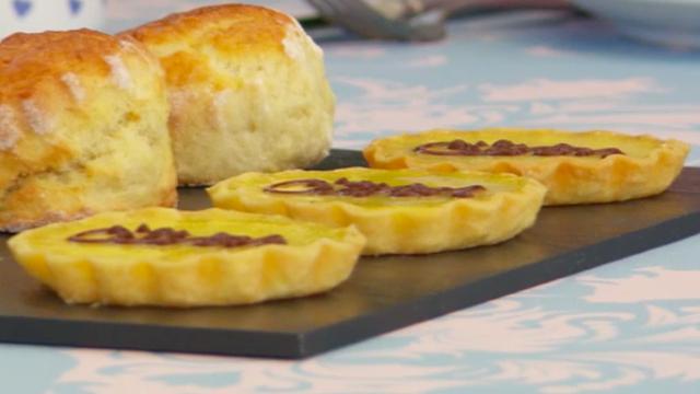 Lemon Tartlets recipe