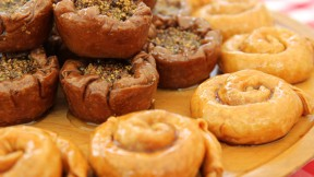 Masala Chai Baklava recipe