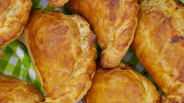 Minted lamb pasties recipe british recipes pbs food forumfinder Images