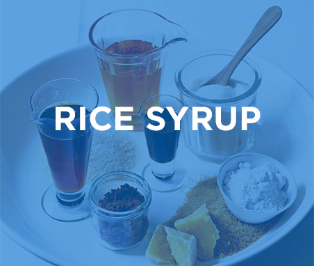 5 Sugars and Sweeteners Everyone Should Know - Rice Syrup
