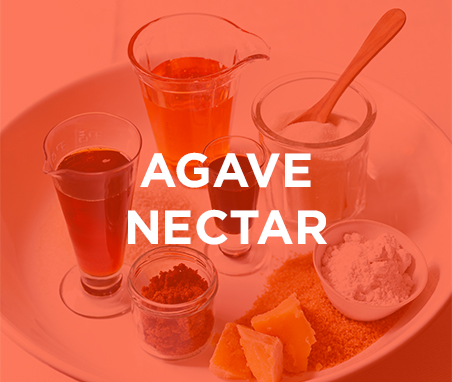 5 Sugars and Sweeteners Everyone Should Know - Agave Nectar