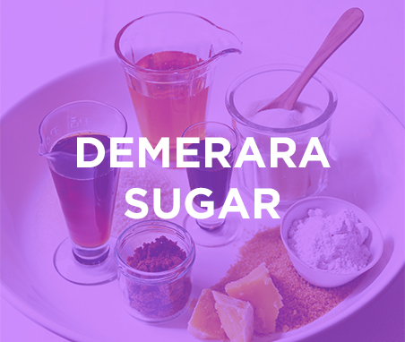 5 Sugars and Sweeteners Everyone Should Know - Demerara Sugar