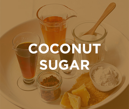 5 Sugars and Sweeteners Everyone Should Know - Coconut Sugar