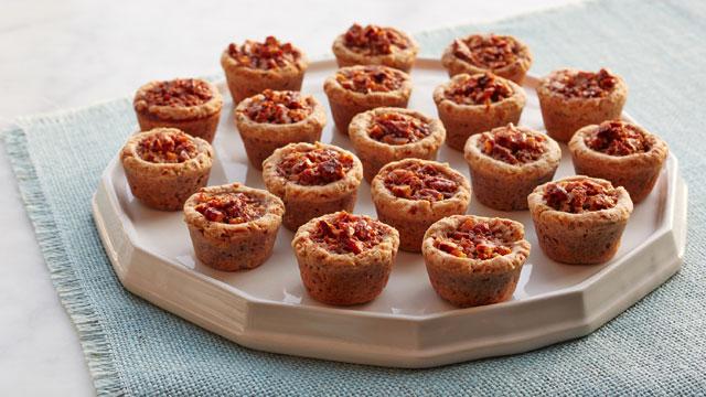 Pecan tassies recipe dessert recipes pbs food forumfinder Choice Image