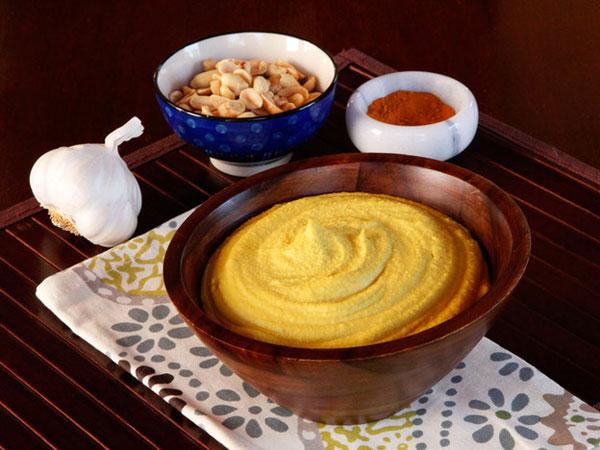 Peanut Hummus recipe